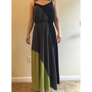 Maxi dress by Mossimo from Target.