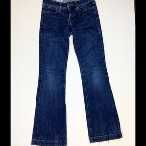 Gap long and lean jeans - size 24 or 00R