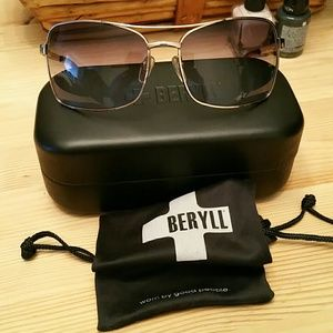 Beryll aviator sunglasses