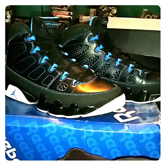 low priced b414c 4a995 Nike Air Jordan 9 Retro IX Photo Blue Black White.  M 570aed58d14d7b8d660132ad