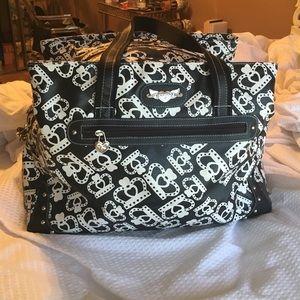 Kathy van Zeeland travel duffle bag
