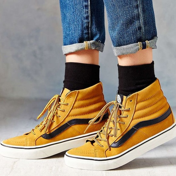 aca0a77e65164 VANS sk8-hi slim hiker shoes-women s. M 570af4194e8d174b49013ebe