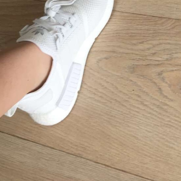 etosrp 60% off Adidas Shoes - Adidas Nmd Triple White Mesh S79166 womans7