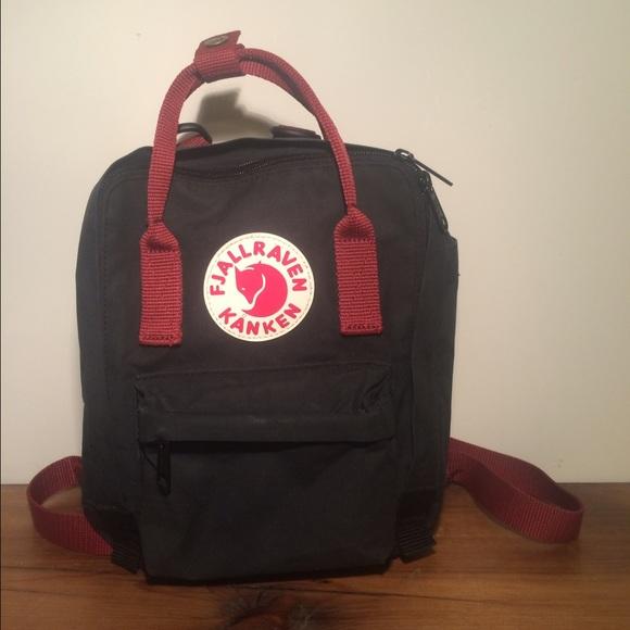 0c71b8328 Fjallraven Kanken Handbags - Fjallraven Kanken Mini