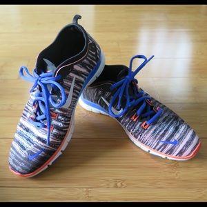 Nike Shoes - Nike Free 5.0 TR FIT 4 PRT Training Shoes