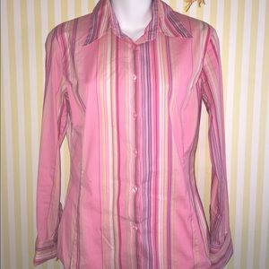 Thomas Pink Tops - Thomas Pink striped shirt US size 6 from London