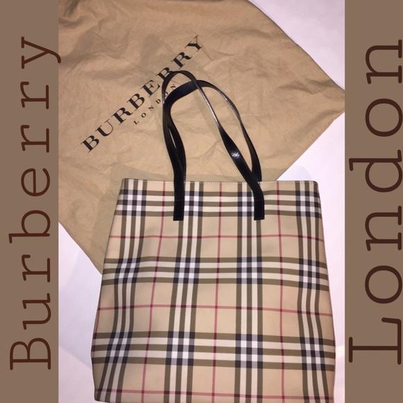 6f9992c1b159 Burberry Handbags - 100% AUTHENTIC BURBERRY Nova Check