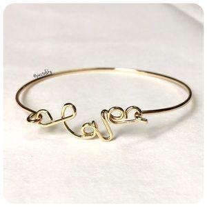 Farah Jewelry Jewelry - 🆕 FARAH JEWELRY love bracelet