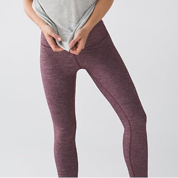 7ee5f12d67320 Lululemon PYB two tone yoga pants Ankle length Lululemon and