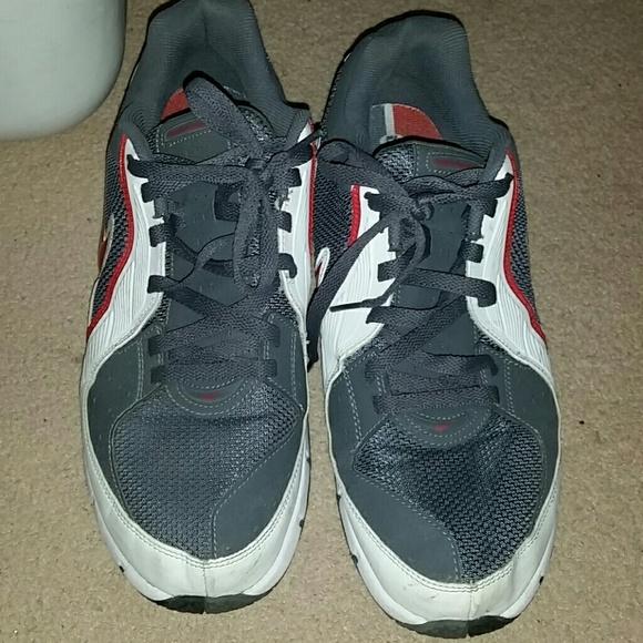 Nike Shox Sparq training shoes Mens