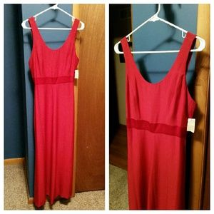 Harlow Dresses & Skirts - Harlow floor length red cocktail dress