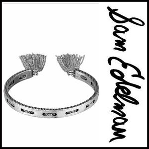 Sam Edelman Jewelry - ❗️1-HOUR SALE❗️SAM EDELMAN Silver Statement