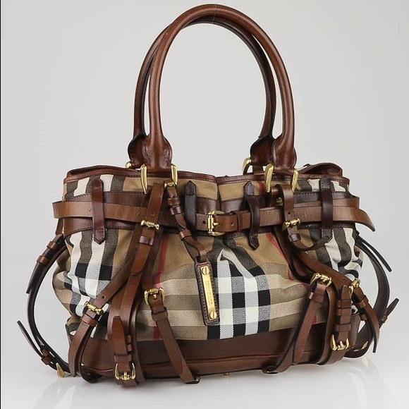 8dcd4ade808b Burberry Handbags - 💝SALE💝 Burberry ⭐ Rowan Satchel Bag