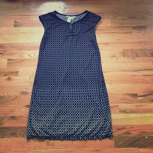 Vintage Style Mod Shift Dress