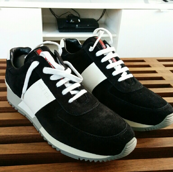 premium selection 26973 413ea Prada Calzature Donna Sneakers NEW NWT