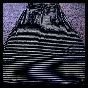 J crew Maxi skirt