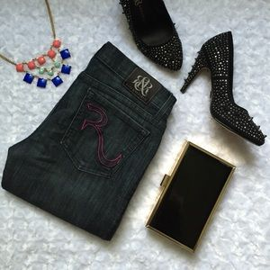 Rock and Republic Kasandra Bootcut Jeans Size 27