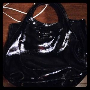 NWOT Kate Spade patent perfection!