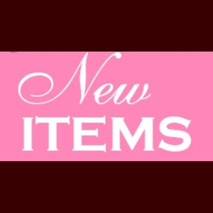New items added!! Everything must go!