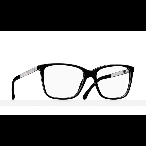 chanel eyeglasses. 💜sold locally💜mother of pearl chanel eyeglasses