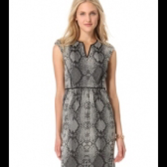 Rebecca Taylor Dresses - Rebecca Taylor snake print dress