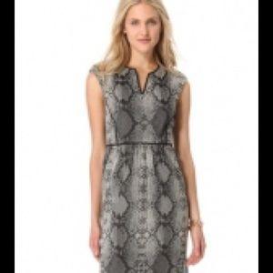 Rebecca Taylor Dresses & Skirts - Rebecca Taylor snake print dress