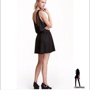 H&M Pants - Black Jersey Romper 10