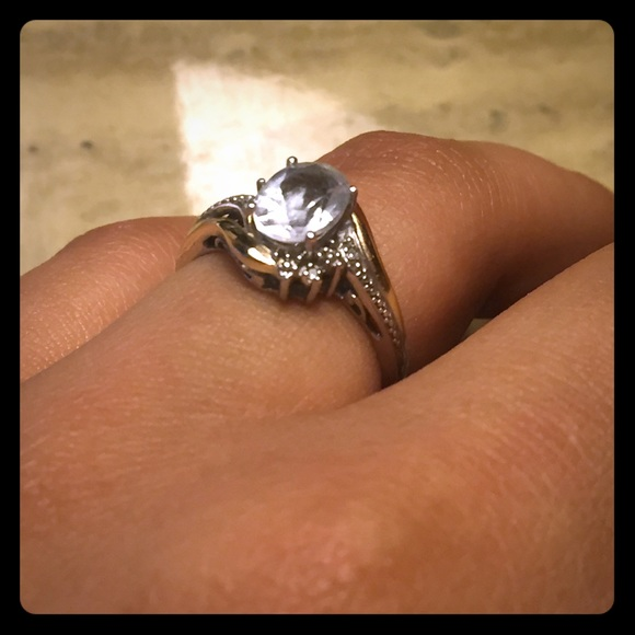 Kay Jewelers Jewelry Sale Only For Today Oval Ring Poshmark