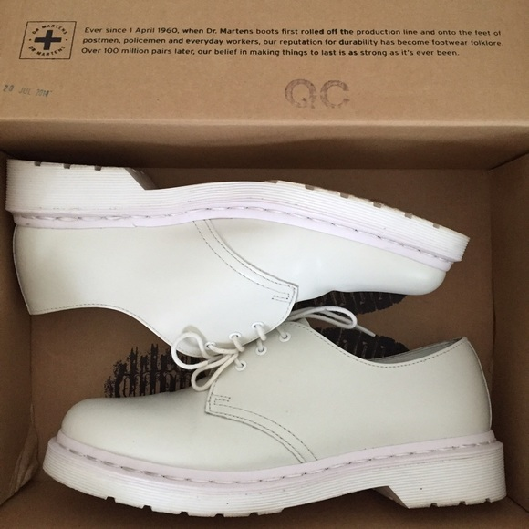 dr martens 1461 mono shoe white, Dr.+martens dr martens