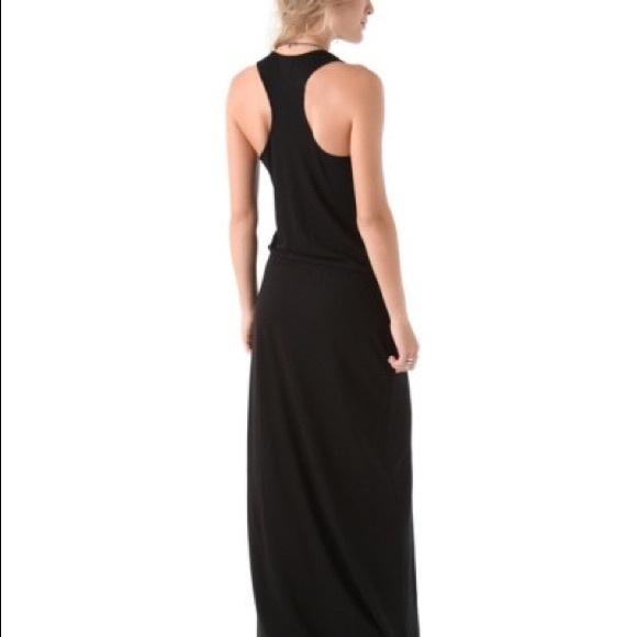 Lanston Dresses - Langston v-neck racerback maxi