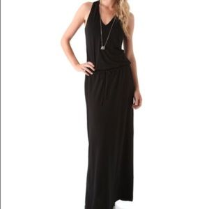Langston v-neck racerback maxi