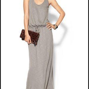 Lanston Dresses & Skirts - Lanston racerback maxi in gray