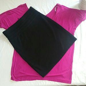 XXI high waisted mini skirt