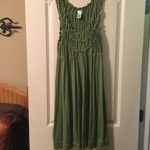 Sophie Max Dresses & Skirts - Adorable green sleeveless dress