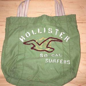 Hollister travel bag!!