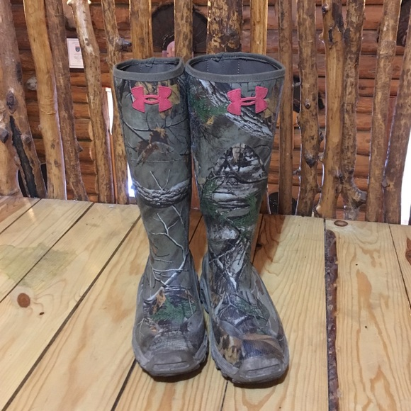 67% off Under Armour Shoes - Under Armor Muck Boots! from Abbey's ...