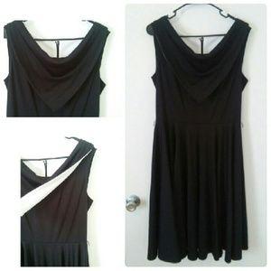 SALE::Vintage A-line dress