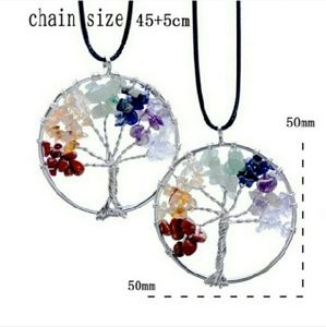 Jewelry - Tree of Life Necklace
