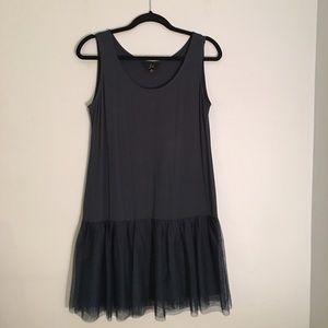 Jack by BB Dakota Dresses & Skirts - Jack by BB Dakota tank dress with tulle skirt