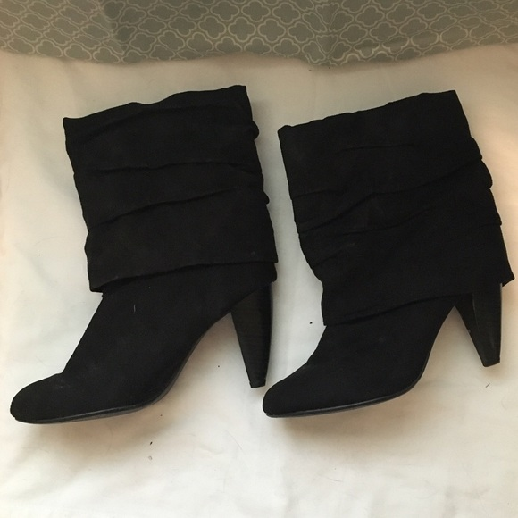 65 maurices shoes slouchy heeled boots from autumn