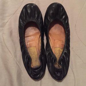 Authentic Lanvin Black Flats