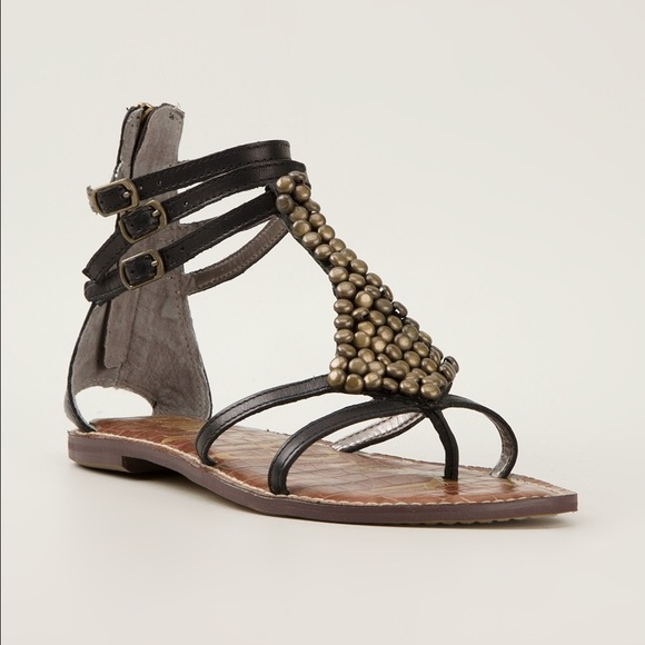 eb2cc4d5412a4 Sam Edelman ginger gladiator sandal. M 570c4447620ff71de8011f56