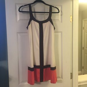 Cake Dresses & Skirts - Adorable Color Block Cotton Dress