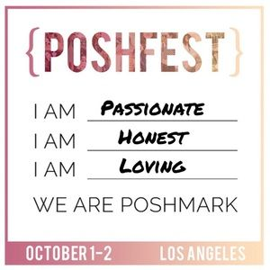 See You in LA! 🍾POSHFEST 2016🍾