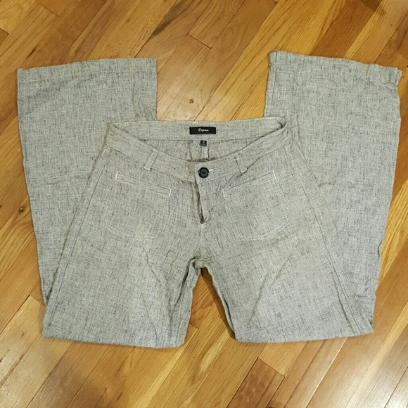 choose latest fashionable and attractive package low priced Express Linen Pants