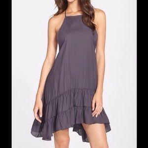 FREE PEOPLE RAVEN SLIPDRESS