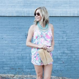 Lily Pulitzer Other - Lily Pulitzer romper