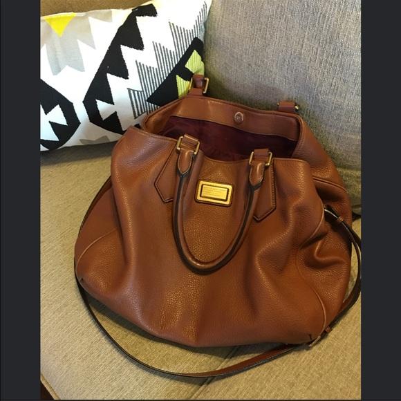 d5251798202f Marc by Marc Jacobs large leather satchel. M 570c7a7c2ba50a3076085f63
