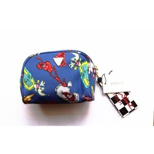 Joyrich Handbags - NWT Joyrich condiments cosmetics makeup bag