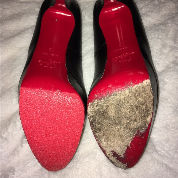 feb9be4eda68 Christian Louboutin Shoes - Resole service for  theflychic13 ONLY